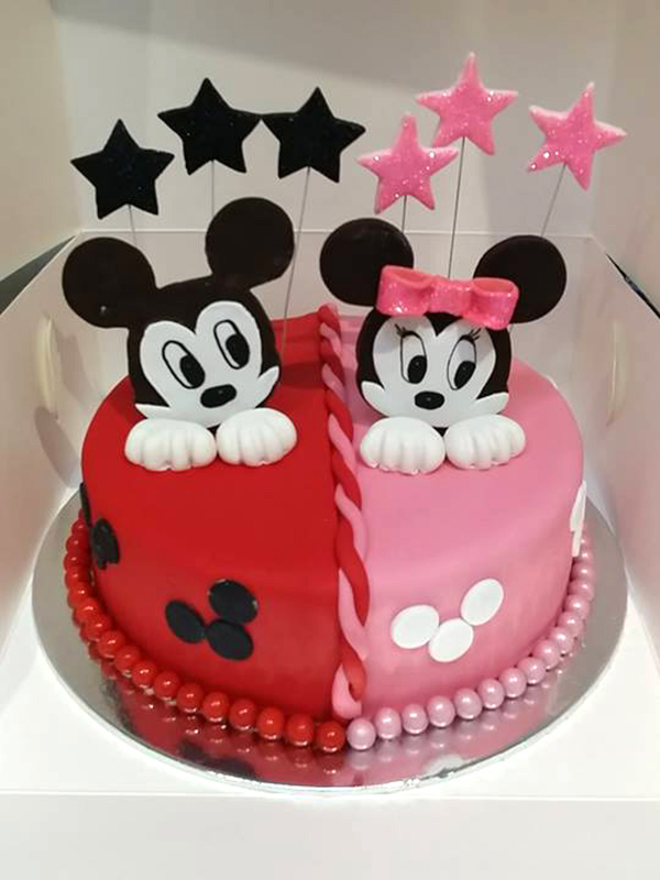 Minnie Mouse Birthday Cake Adelaide Image Inspiration of Cake and